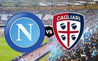 Serie A: napoli  cagliari