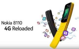 Cellulari: nokia 8110  nokia  mwc 2018  phone  tech