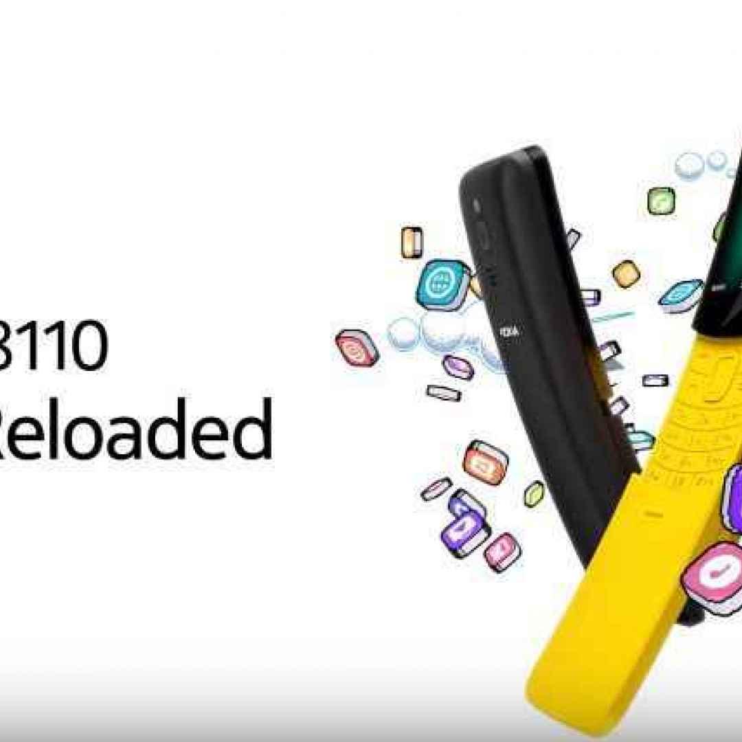 nokia 8110  nokia  mwc 2018  phone  tech