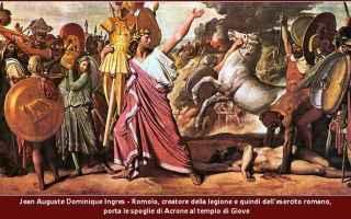 Cultura: legione  processo  prosa rimata  roma