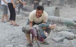 dal Mondo: riflessione  siria  guerra  parole