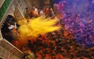 Viaggi: festa  fotografia  india  colori  primavera