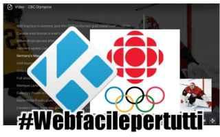 kodi addon  cbc olympics
