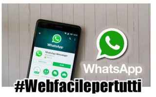 WhatsApp: whatsapp  aggiornamento