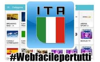 televisione italia diretta app streaming
