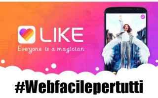 App: like magic effects video editor app