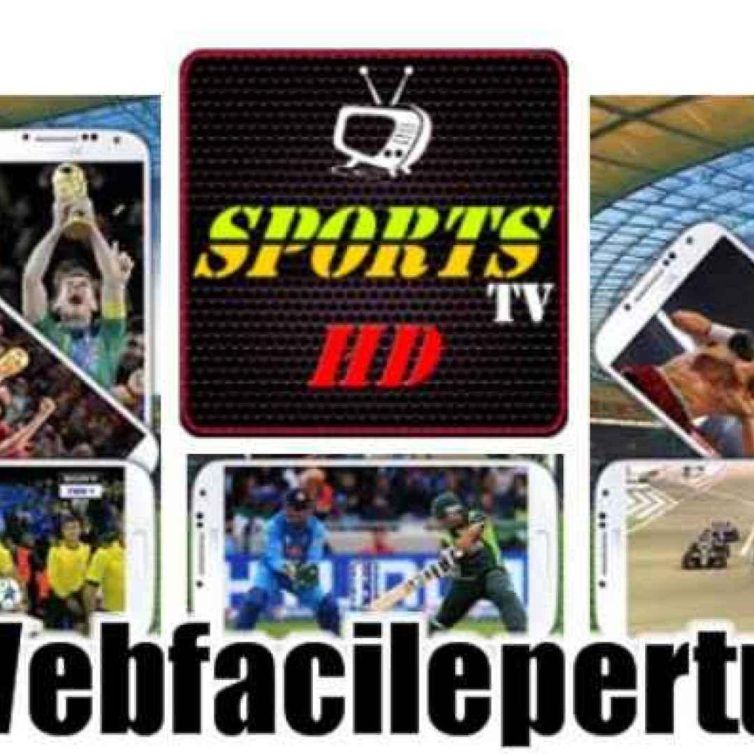 sports tv  app  streaming  sport