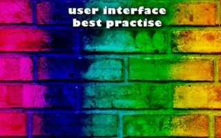 ux graphic interface web design basics