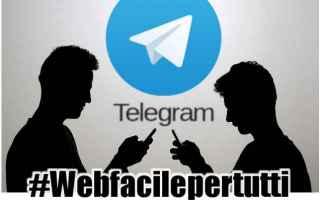 Social Network: telegram  down