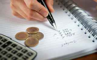 bilancio familiare  excel  risparmio