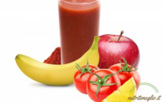 Ricette: alimentazione  salute  nutrizione
