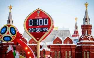 Nazionale: russia  fifa  mondiale  calcio  100