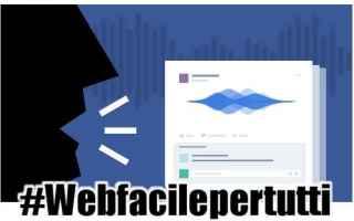 facebook clip vocali