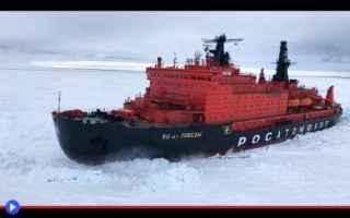 Tecnologie: navi  navigazione  artico  esplorazione