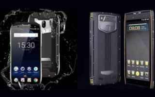 smartphone rugged  oukitel  aermoo