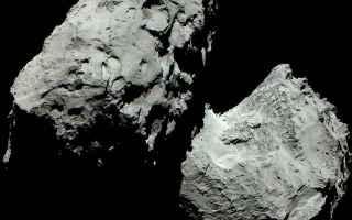 Astronomia: comete  esa  rosetta