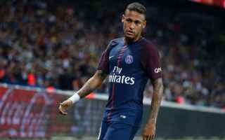 Champions League: psg  neymar