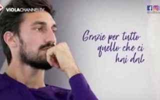 Calcio: astori  fiorentina  calcio  video
