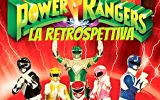 Questanno i Power Rangers compiranno venticinque anni di attività.<br />Ho dato il via a una serie