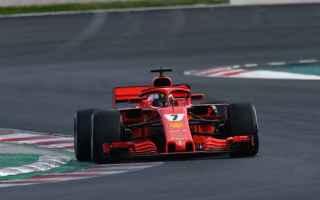 Kimi Raikkonen fa il miglior tempo nellultimo giorno dei test, nessun confronto diretto nemmeno oggi