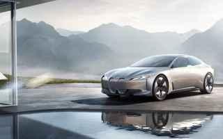 Automobili: bmw emissioni auto elettriche