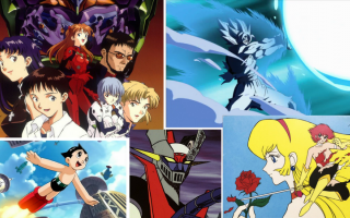 anime  animazione giapponese  cartoni  astro boy mazinga z  gundam  captain tsubasa  holly e benji  dragon ball  pokémon