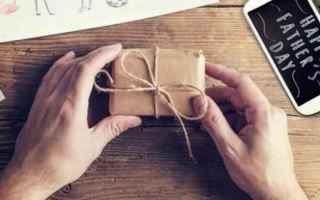 Gadget: festa del papà  regali  hi-tech