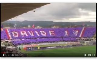 Serie A: fiorentina  davide astori