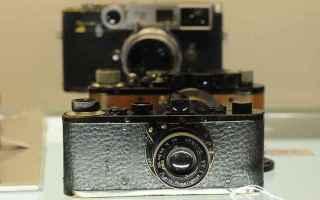 Fotocamere: leica fotografia storia