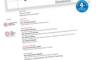 Notizie locali: seminario gratuito  crediti cfu