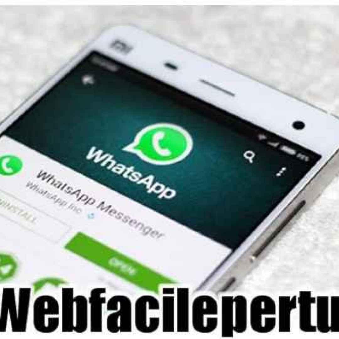 whatsapp  truffa  pagamento