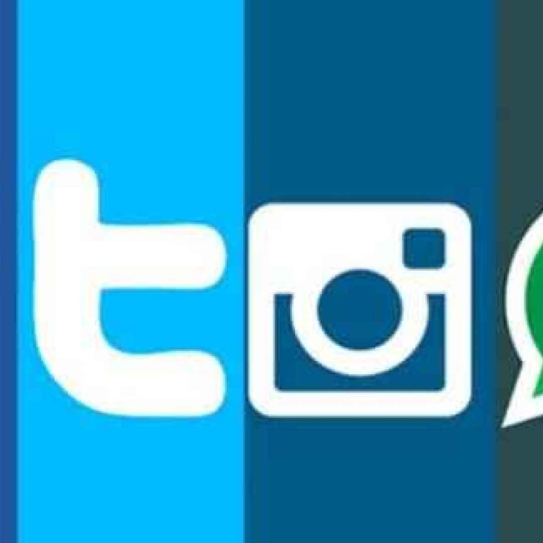 whatsapp  twitter  facebook  instagram