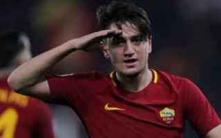 Calcio: roma  cengiz under  serie a