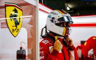 Formula 1: vettel  ferrari  test  f1