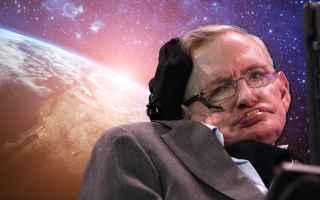 Astronomia: scienza  hawking  cosmologia  stephen hawking