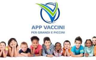 Salute: vaccini bambini android salute