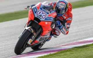 MotoGP: MOTO GP: QATAR GP: DOVIZIOSO DOMINA