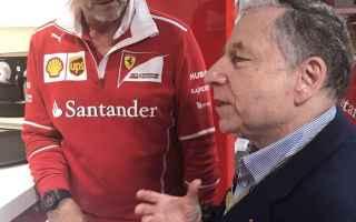 Formula 1: f1  fia  ferrari  todt