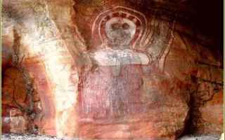 Cultura: pleiadi  wandjina  antichi astronauti