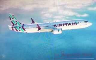 Viaggi: air italy