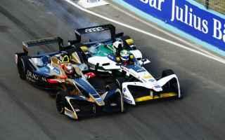 Motori: formula e  uruguay  gara
