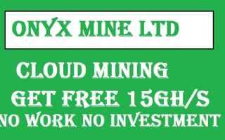 bitcoin  crypto  btc  mining  onyxmine