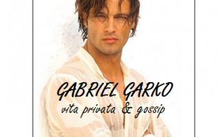 gabriel garko  gossip  amore