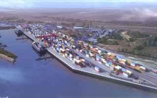 dal Mondo: porto  marittimo  ferroviare  galati