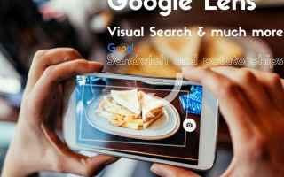 App: google fotografia lens