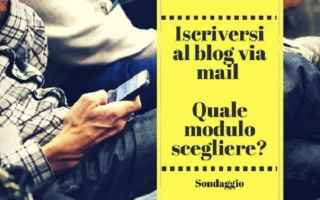 blog  mail  iscrizioni  mailing list