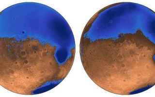 Astronomia: marte  oceani  vulcani  tharsis