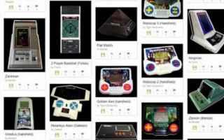 handheld games  internet archive