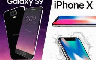 Cellulari: iphone x  samsung s9