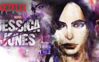 Serie TV : netflix  serie tv  marvel